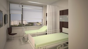 3D Visualization for Hospital